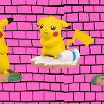 Pikachu Mood Figure Images Released
