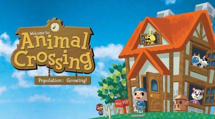 Animal Crossing 18° anniversario