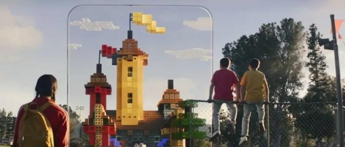 Minecraft Earth, un nuovo mondo a portata di mano