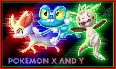 Pokemon X and Y Rom Download - English 3DS Rom Free ...