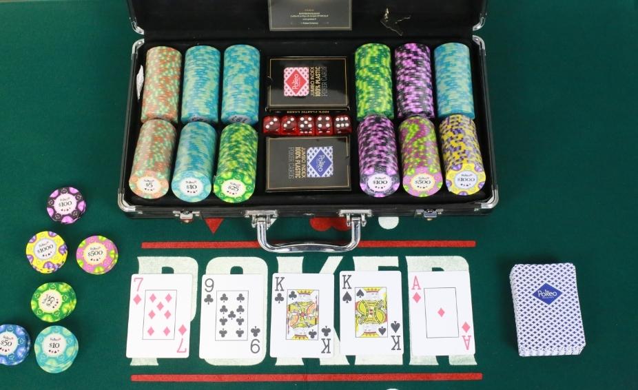 Quel matériel pour jouer au poker ?