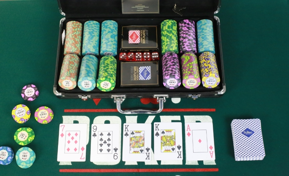 Poker site offers