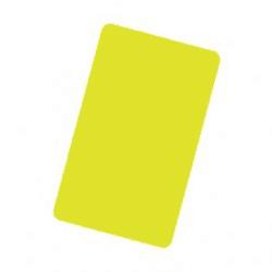 Cut Card - Bridge size (gul)