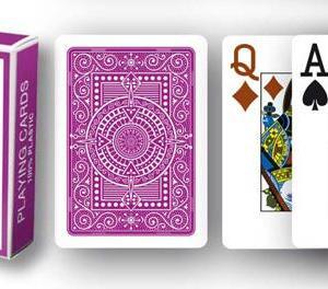 Modiano Texas Poker Hold'em - Lila