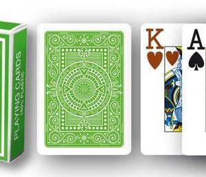Modiano Texas Poker Hold'em - Ljusgrön