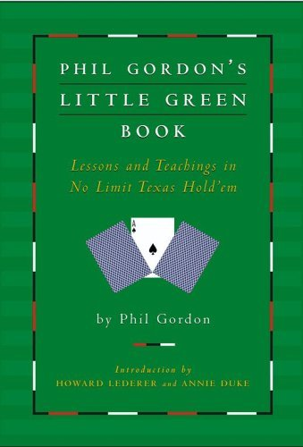 Bok: Phil Gordon's Little Green Book