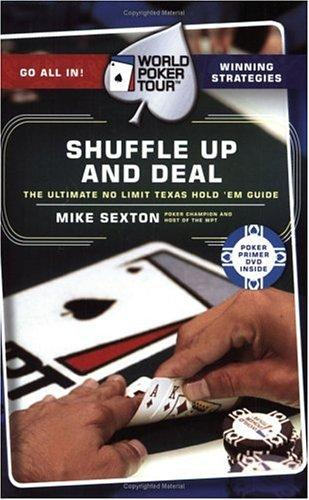 Bok: World Poker Tour: Shuffle Up and Deal