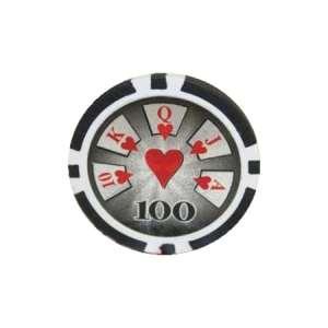High Roller LaserSvart 100
