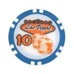 Las Vegas Gambling blå