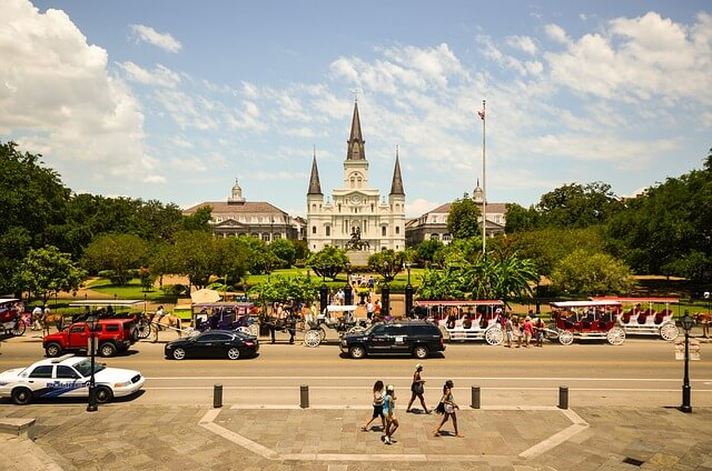 One of our favorite cities: New Orleans