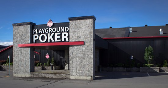 The Playground Poker Club is a great cardroom outside of Montreal