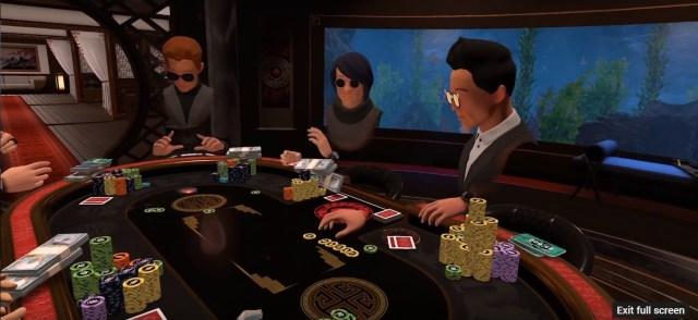 PokerStars VR.