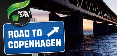 Unibet Open København med 600.000 i skattefrie danske kroner!