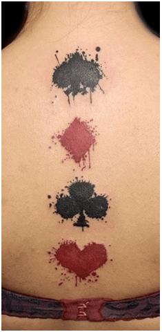 Behind The Back Tattoo