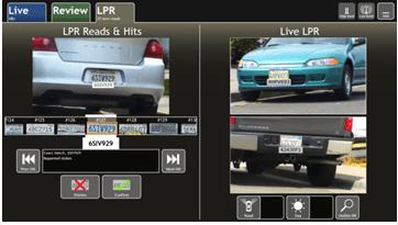 Car Number Plate In Camera