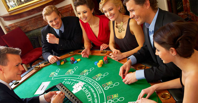 Casino Personality