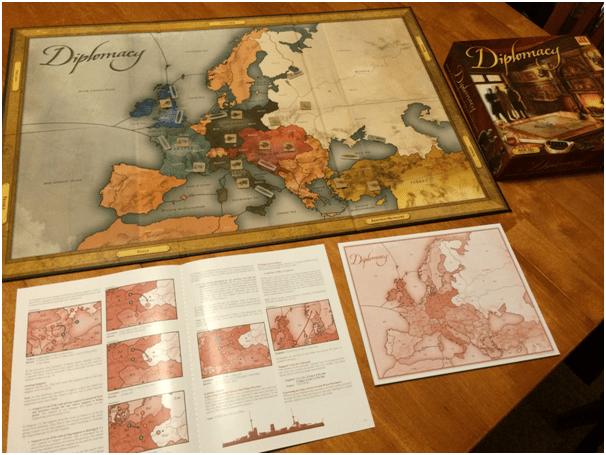 Game of Diplomacy