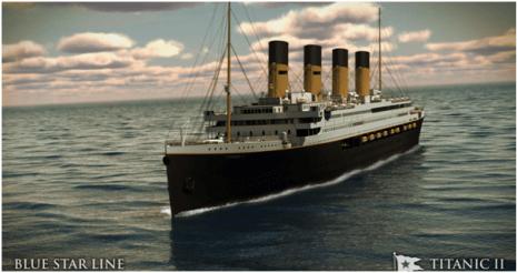 Blue Star Line Titanic II