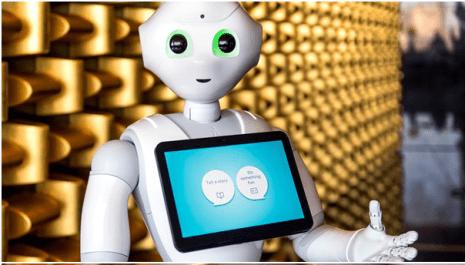 Robots at Las Vegas