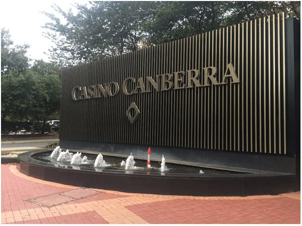 Casino Canberra Australia Poker Lounge