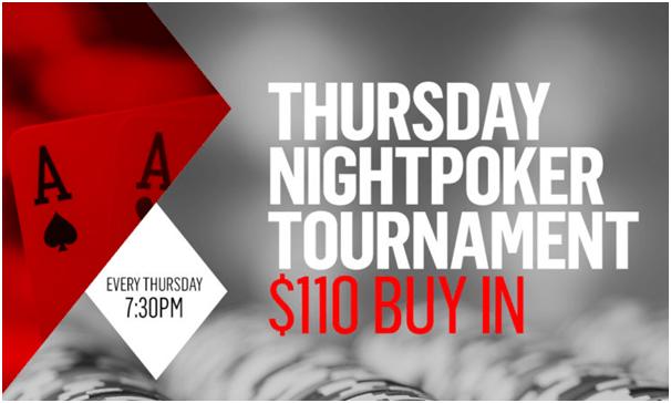 Thursday Poker