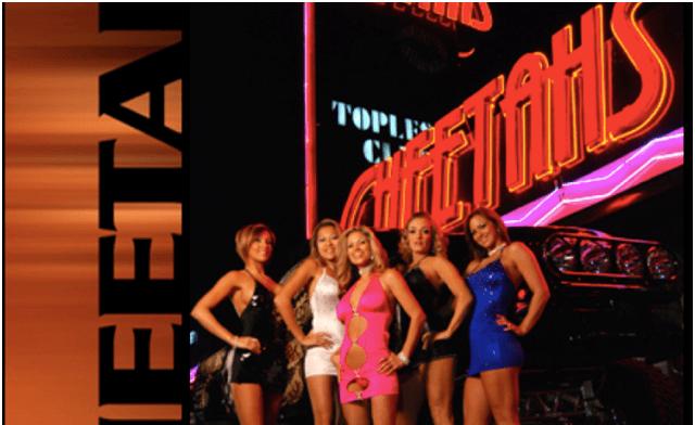 Cheetah's Strip club