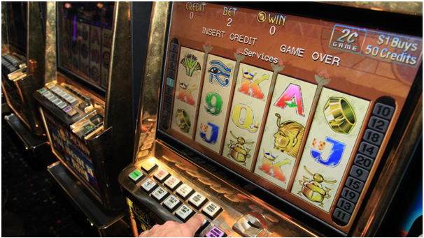 Pokies loser at Crown Casino