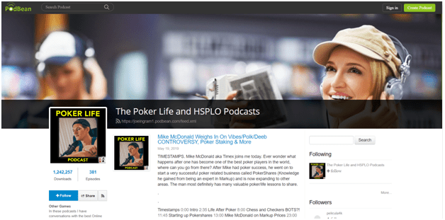 The Poker Life Podcast