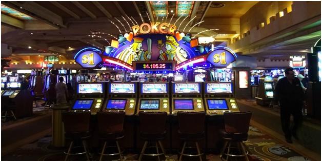 Casinos use music as a tool
