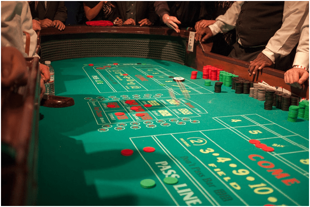 Craps to play
