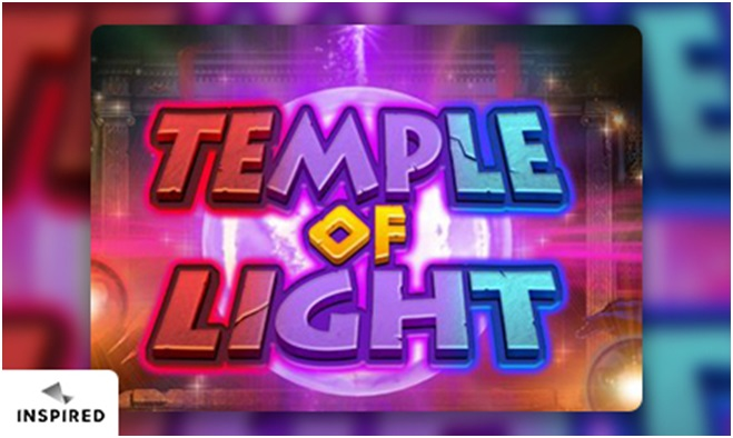 Temple of light pokies