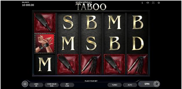 The Taboo Slot