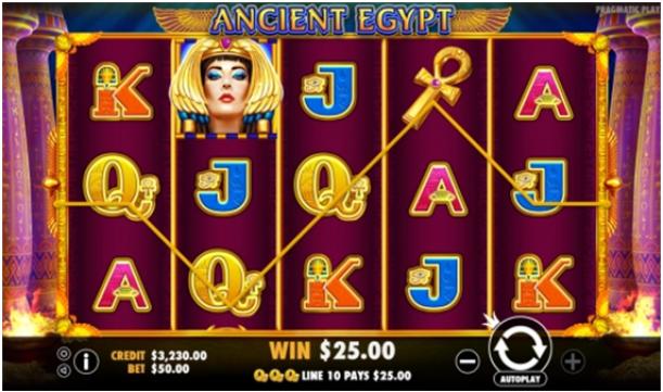 Ancient Egypt- Game Symbols