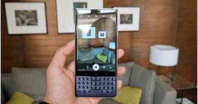 Blackberry Key 2 LE new phone
