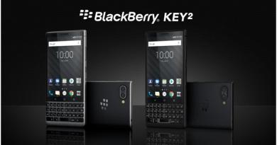 Blackberry Key Two smartphone Australia