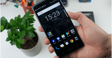 Blackberry Motion smartphone Australia