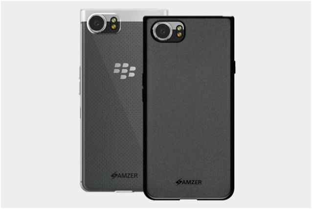 Amzer gel cases for BB Keyone