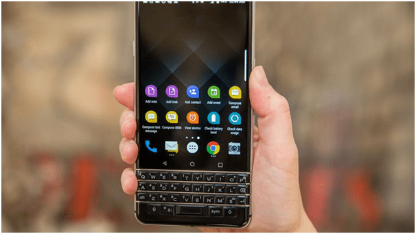 Blackberry Keyone Smartphone cases