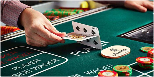 How to play online Baccarat on your mobile?