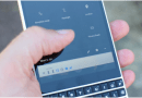 Privacy shade in BB phones