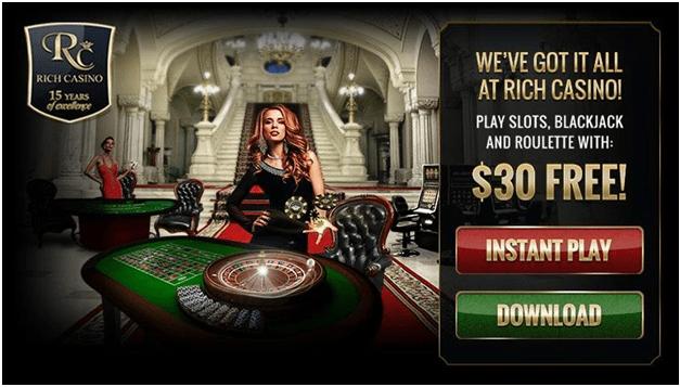 Rich Casino download