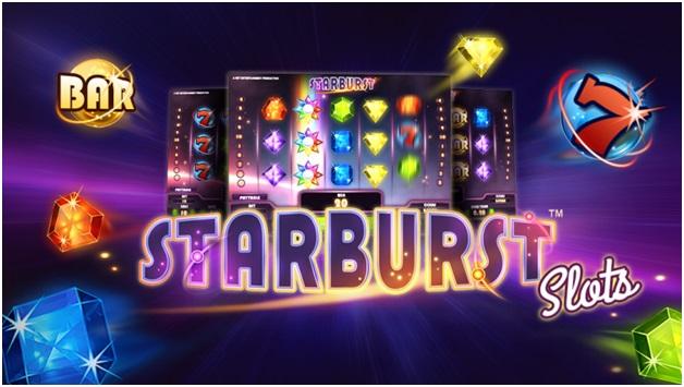 Starburst pokies