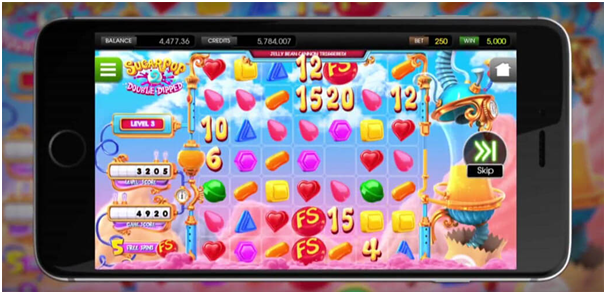 Sugar Pop 2 double dipped- Play with mobile