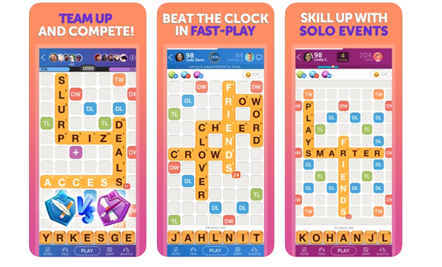How to get more powerups in Words with Friends game app to give you the best possible move?