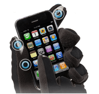 Smart Touch Gloves