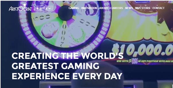 Aristocrat Gaming Technology