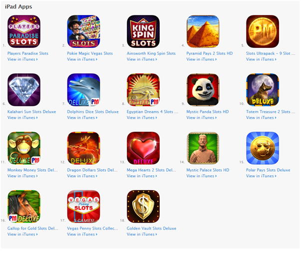 Pokie Magic iPad Apps