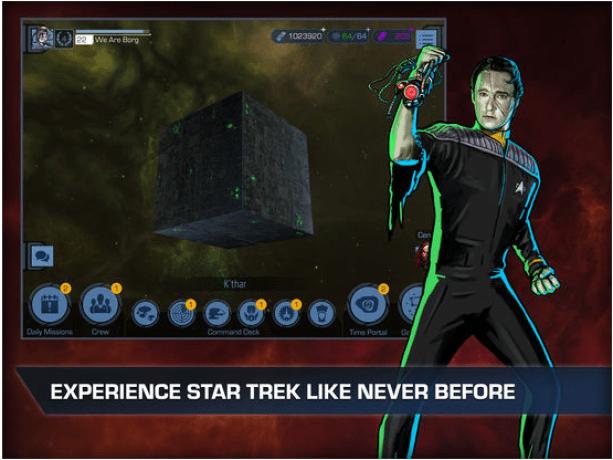 Star Trek Timelines game app