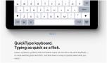 iPad iOS 11 upgrade- New keyboard feature