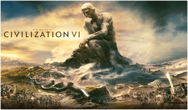 Civilization VI game app